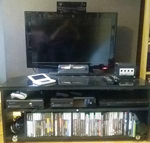 Geek Room Consoles