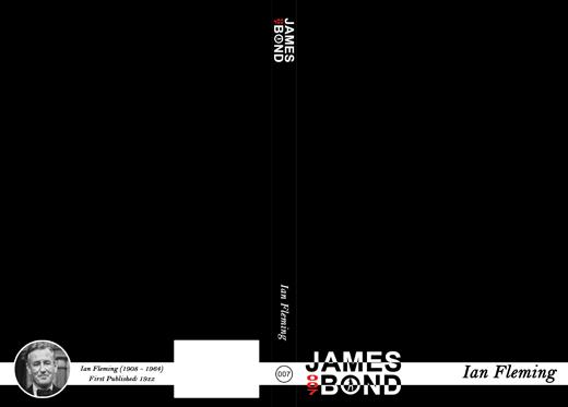 007 Cover Template - Dark