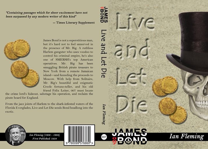 Live and Let Die Full Cover
