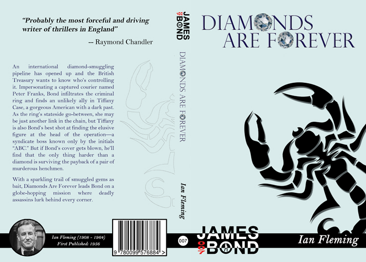 Diamonds Are Forever Full Cover