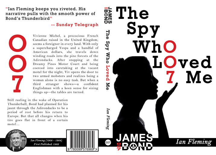 The Spy Who Loved Me Full Cover