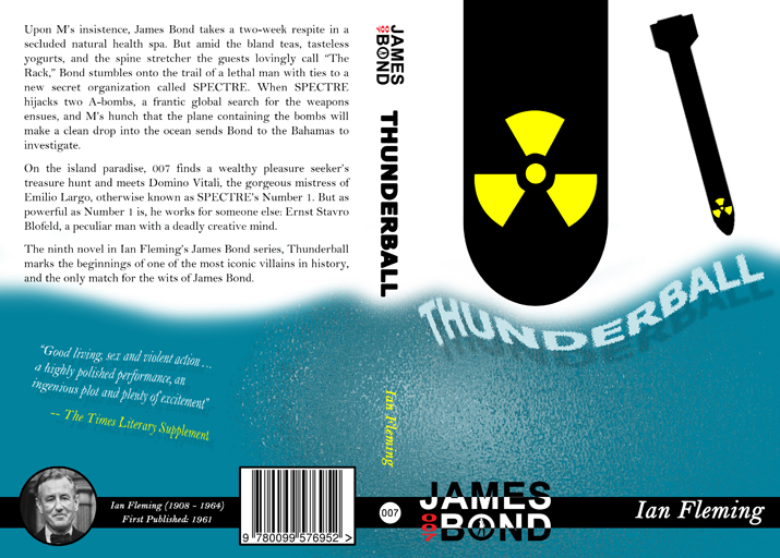 Thunderball Full Cover