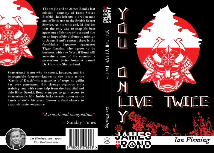 You Only Live Twice Full Cover