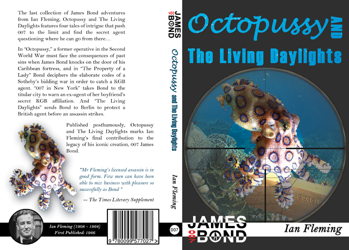 Octopussy and the Living Daylights Full Cover