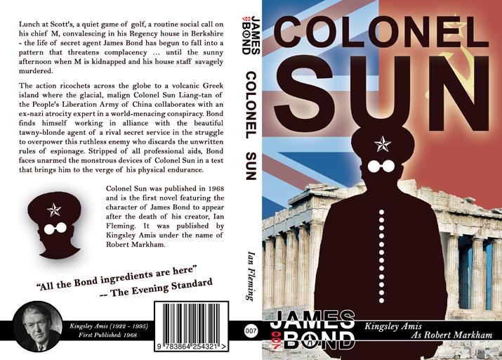 Colonel Sun Full Cover