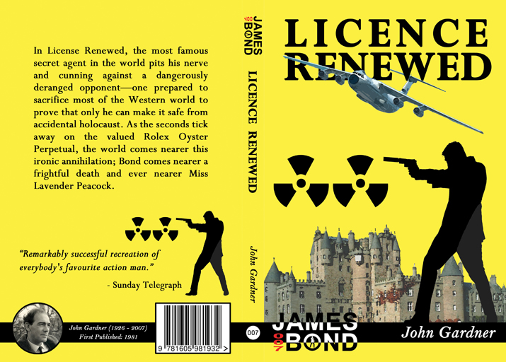 Licence Renewed Full Cover