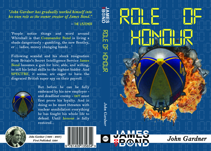 Role of Honour Full Cover