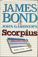 Scorpius Novel Cover