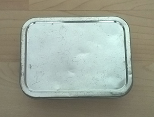 Survival Tin Top